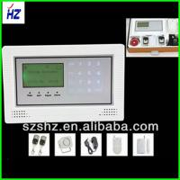 Quality China wireless intelligent home security Alarm System for sale