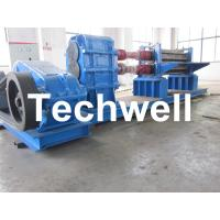 Quality Heavy Duty Steel Corrugated Roll Forming Machine 48Kw with Gimbal Gearbox Drive for sale