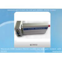 Best Wavecom GSM modem RS232 modem low cost gsm modem  with Q2303 wholesale