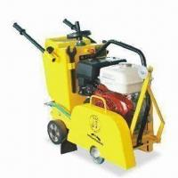Quality Road Surface Cutting Machine with 45L Tank Volume and 3 to 4mm Blade Thickness for sale