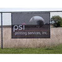 Quality Custom Printed Fence Mesh Banners for sale