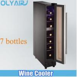 Quality 7 bottle wine cooler 20L for sale