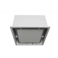 Quality Powder Coated Steel HEPA Filter Terminal Box With Smooth Diffuser for sale