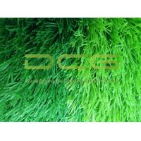 Buy Dark Green Natural Looking Artificial Grass S Shape 11000 Dtex UV Resistant Good at wholesale prices