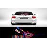 Best Rock Music Guitar Lighting Up El Car Sticker For Rear Window Multi - color wholesale