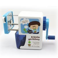 China Plastic Cool Pencil Sharpeners Portable For Children on sale