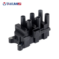 China PBT Plastic Shell Automotive Ignition Coil  Anti - Electromagnetic Interference Module on sale