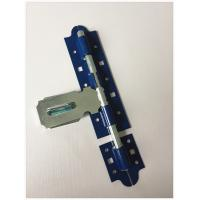 "Quality Blue Color Door Latch Hardware 6""  Long Durability High Precision Design for sale"