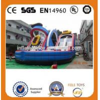 China 2015 Hot Sale Giant Inflatable Water Slide For Kids And Adults on sale