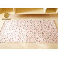 Customized Size	Children Non Slip Area Rugs With Rubber Backing Easy Clean