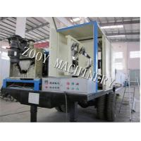 Quality Fully PLC Control System For Moveable K - Span Roof Panel Roll Fomring Machine, 15kw Motor for sale