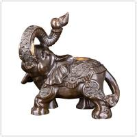 wooden elephant statues images, wooden elephant statues