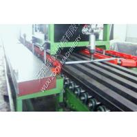 Quality 80mm Polyurethane Sandwich Panel line With Heating And Cooling System for sale