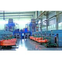 Quality Φ8mm Copper Rod 6strands Upward Continuous Casting Machine Annual Output 3000Ton for sale