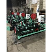 Quality High Production Automatic Double Twist Barbed Wire Mesh Making Machine for sale