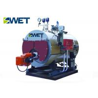 Quality 4t/h Gas Oil Boiler for Chemical industry and Textile industry for sale