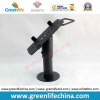 Quality Whole Black Color Metal Material Retail Store Pos Stand Holder Simple Device for sale