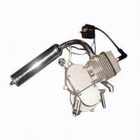 Quality Bicycle Gas Engine Kit/Motor with Simple Structure and Strong Lightweight for sale