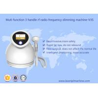 Buy cheap Multifunctional 3 handles rf radio frequency slimming machine - V3S from wholesalers