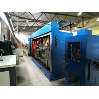 Quality 1500mpm Rod Breakdown Machine , Aluminum Wire Drawing Machine With 450mm Capstan for sale
