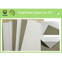 Quality Customized Size Grade AA Blister Board Paper Sheet For Toy Box 300g for sale
