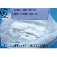 Quality 55949-44-0 Raw Testosterone Powder Testosterone Undecanoate For Increasing Strength white powder for sale