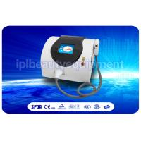Quality Cosmetic 808nm diode laser epilation Professional Hair Removal Machine  for home use for sale