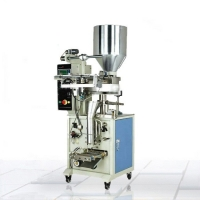 Quality 2.2kw Automatic Powder Packing Machine For 3 Side Seal Bag for sale