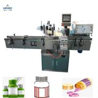 Quality Professional Round Bottles Sticker Labeling Machine Electric 1800*1600*2000MM for sale