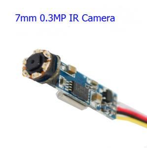 """Quality Super mini IR camera module for endoscope, 7mm wide, 1/5"""" CMOS, 420TVL, DC3.5V~6V for sale"""