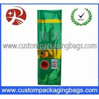 Quality Moisture Barrier Coffee Packaging Bags With Side Gusset For Food for sale