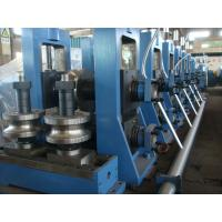Steel Profile Tube Mill Machine For Gas Transportation Square Pipe