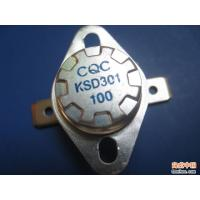 Best 250V/16A ksd301 bimetal snap action thermostat wholesale
