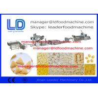 Best Automatic 3D & 2D Fried / Baked Snack Pellet Food Machine For Snack Manufacturers wholesale