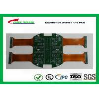 Quality Medical PCB Rigid-Flexible Immersion Tin PCB Htg Material for sale
