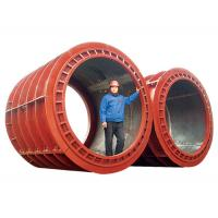 China Precast concrete pipes and Manhole construction machines on sale