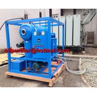 Quality vacuum transformer oil filter machine,transformer oil dehydration machine,degassing, purification solutions, oil cleaner for sale