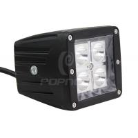 Quality Cree 12V LED Vehicle Work Light 16W 4000LM For Off Road Vehicle / Fork Lift for sale
