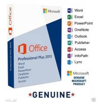 Quality 32 / 64 Bit Office 2013 Pro Plus , Office 2013 Professional Plus FPP Key With DVD for sale