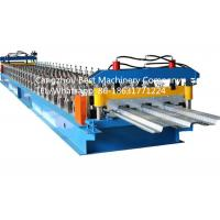 Buy cheap CE and ISO Steel Structural Floor Panel Sheet Metal Decking Machine Manufacturer from wholesalers