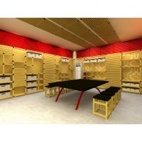 recycling rigid square paper tube cardboard office furniture for supermarket cardboard office furniture