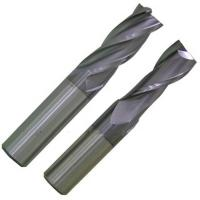 Quality JWT 4 Flute Carbide End Mills with Ticn Coated for sale