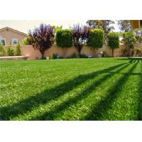 Quality Durable Outdoor Fake Grass / Artificial Turf Carpet For Balcony And Yards for sale