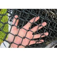 Quality Diamond Weaving Chain Link Wire Mesh Fence For Garden / Playground for sale