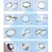 China Stainless Steel Hose Clamp on sale