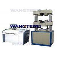 Quality Speed Ajustable Hydraulic Spring Stiffness Testing Machine Programmable Control Mode for sale
