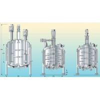 Best Chemical  liquid Stainless Steel Mixing Tank With automatic mixing control wholesale