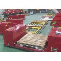 Buy cheap 2000kg Loading Non Standard Heavy Duty AGV For Logistic Warehouse from wholesalers