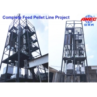 Quality Feed Pellet Soybean Chicken Pet Food Production Line for sale