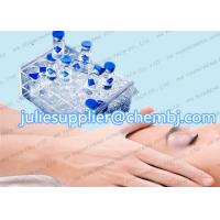 Quality Adult GMP Copper Peptide GHK - Cu CAS No 49557-75-7 Reverse Aging Effects on Skin for sale